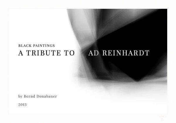 Tribute to Ed Reinhardt