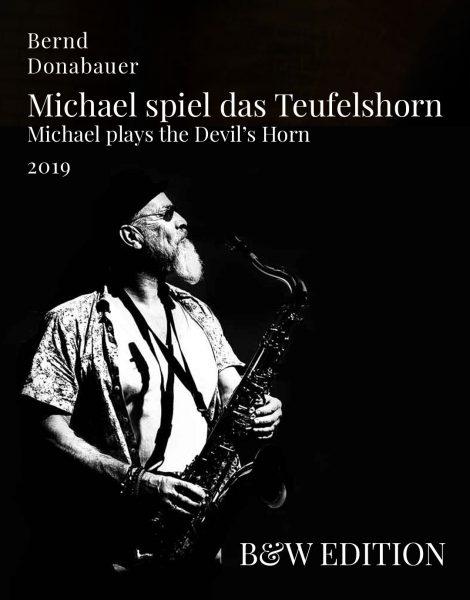 Michael spielt das Teufelshorn - Titel