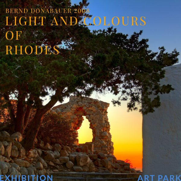 Light and Colours of Rhodes