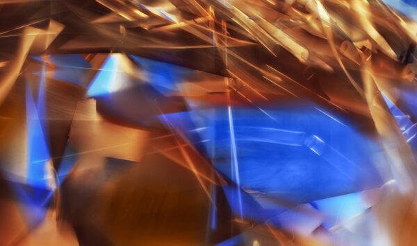 Bernd Donabauer Fragmente von Blau