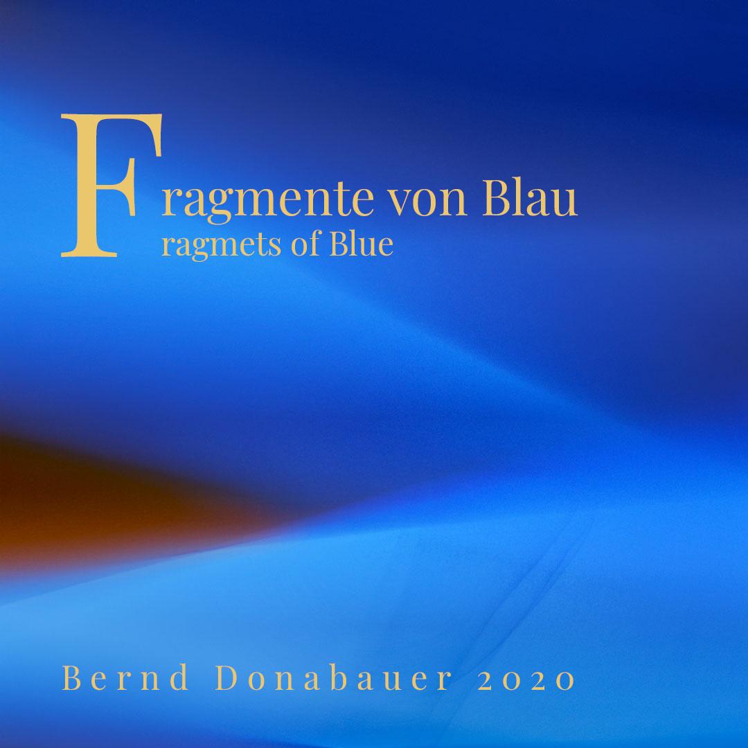 Fragmente von Blau